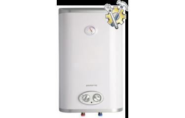 Стандартная установка накопительного нагревателя