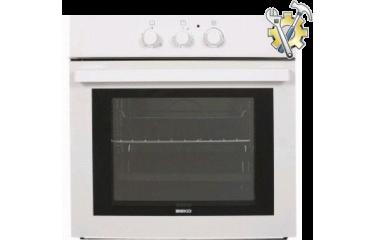 Стандартная установка газовой духовки